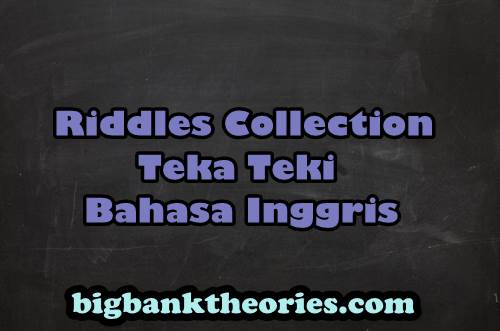 Riddles Collection And Answer