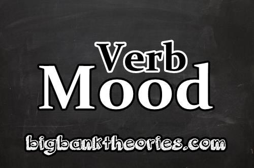 Contoh Kalimat Verb Mood