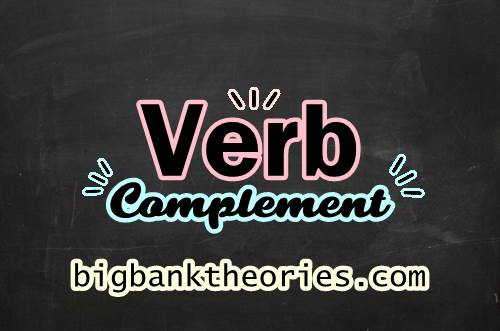 Contoh Verb Complement