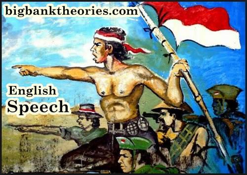 Contoh Speech Dalam Bahasa Inggris
