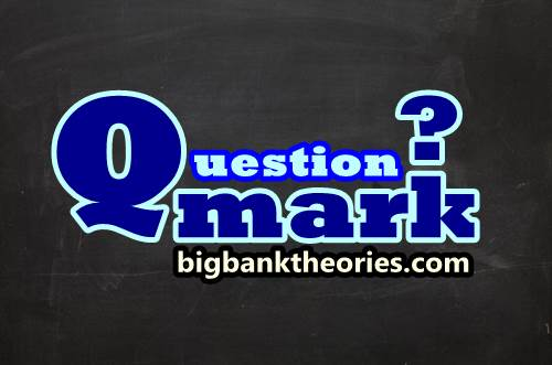 Contoh Question Mark