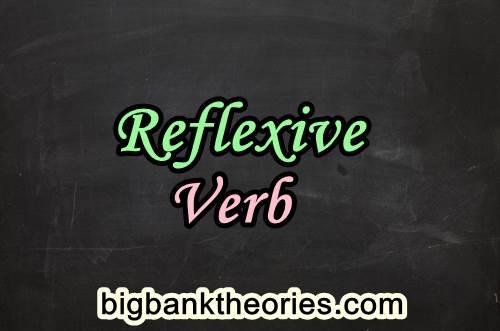 Reflexive Verb Dalam Grammar Bahasa Inggris