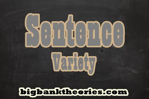 Contoh Sentence Variety