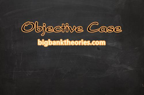 Contoh Objective Pronoun