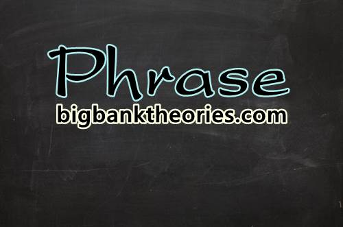 Type Of Phrase In English