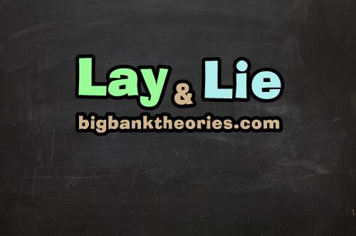 Contoh Kalimat Menggunakan Kata Lay Dan Lie