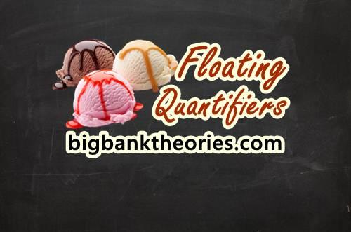 Pengertian Floating Quantifiers Dalam Grammar Bahasa Inggris