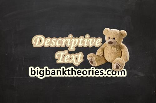 Kumpulan Contoh Descriptive Text Tentang Benda Kesayangan