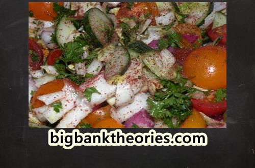Resep Fattouche Salad Dalam Bahasa Inggris