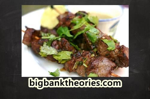 Resep Sate Daging Dalam Bahasa Inggris