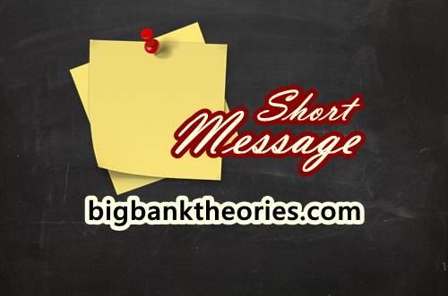 Penjelasan Lengkap Tentang Short Message Dan Jenis nya Dalam Bahasa Inggris