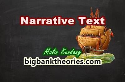 Cerita Rakyat Malin Kundang Dalam Bahasa Inggris