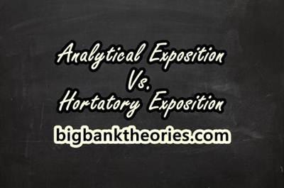 Beda Analytical Dan Hortatory Exposition Beserta Contohnya