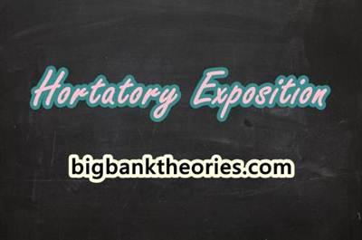 Pengertian Hortatory Exposition Text Beserta Generic Structure Dan Language Feature nya
