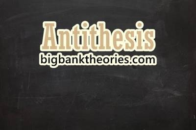 Definition and Examples of Antithesis