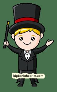 Magician Clipart PNG