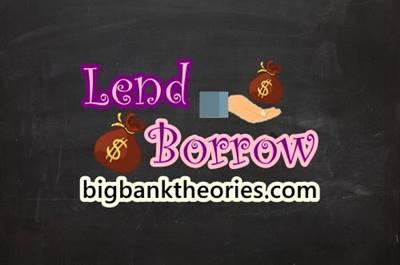 Lend vs Borrow