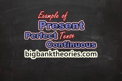 25 Contoh Kalimat Present Perfect Continuous Tense Terbaru