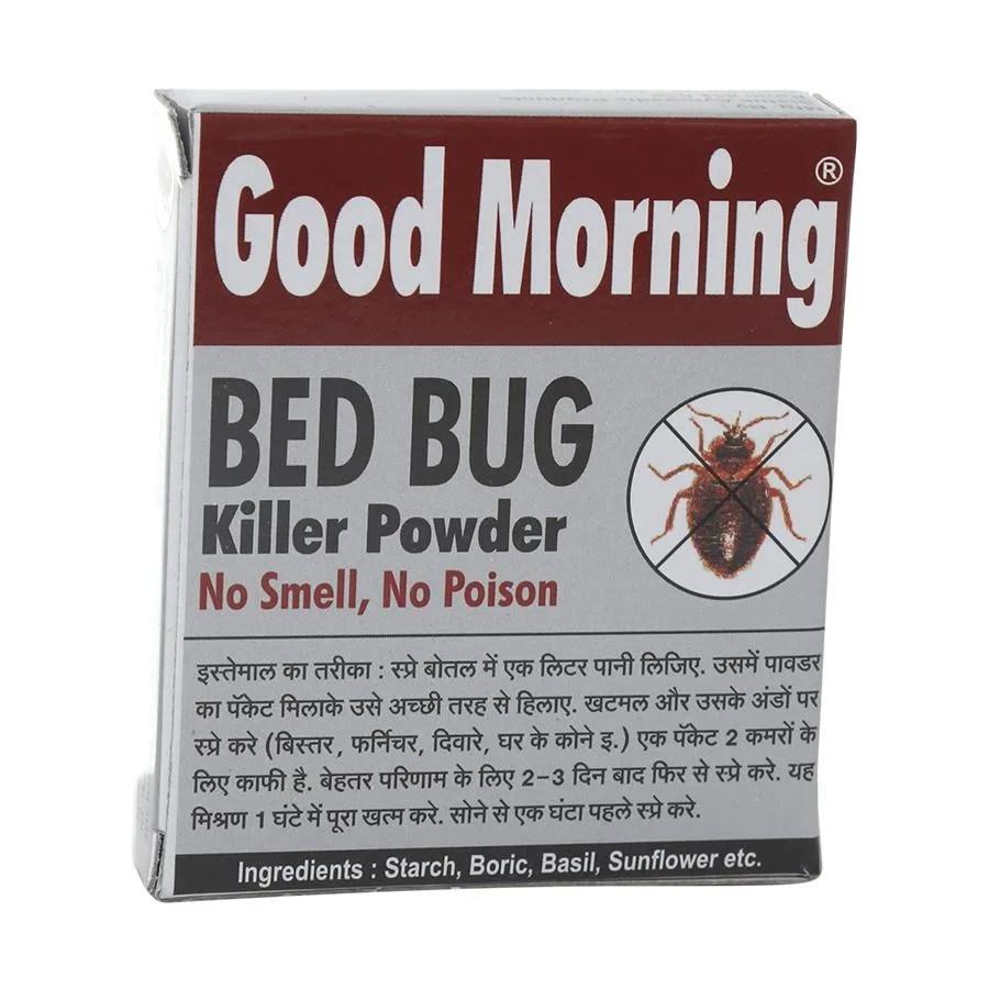 Buy Good Morning Bed Bug Killer Powder Online At Best Price Bigbasket