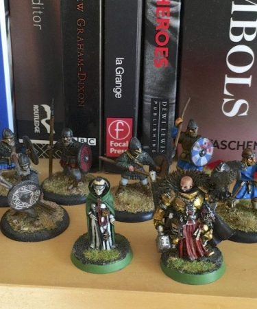 Frostgrave Warband