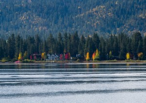 Autumn in Big Bear Lake