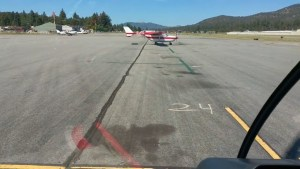 Helicopter Ride in Big Bear