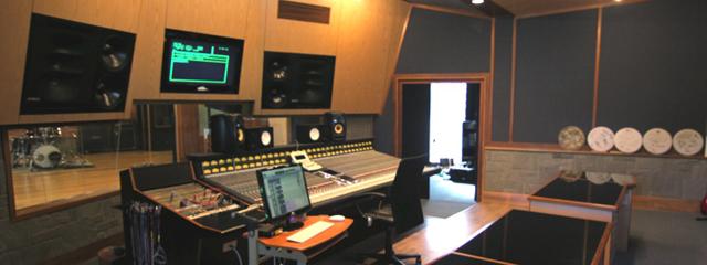 Recording Studio Big Bear Sound