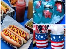 4th of July Party Ideas - Big Bear's Wife