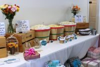 How to throw a Rustic Country Bridal Shower - Big Bear's Wife