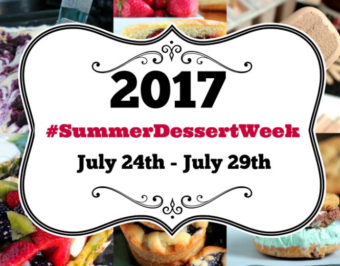 SummerDessertWeek LOGO