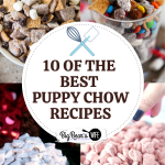 10 Of The Best Puppy Chow Recipes Powdered Sugar Chex Snack Mix Big Bear S Wife