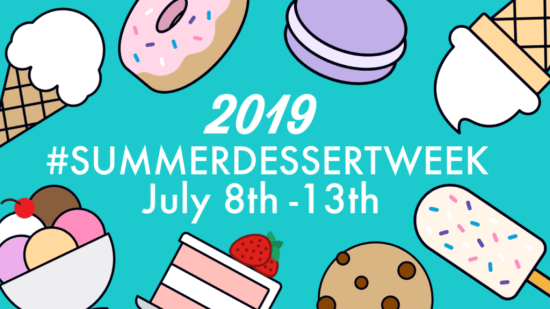 Summerr Dessert Week