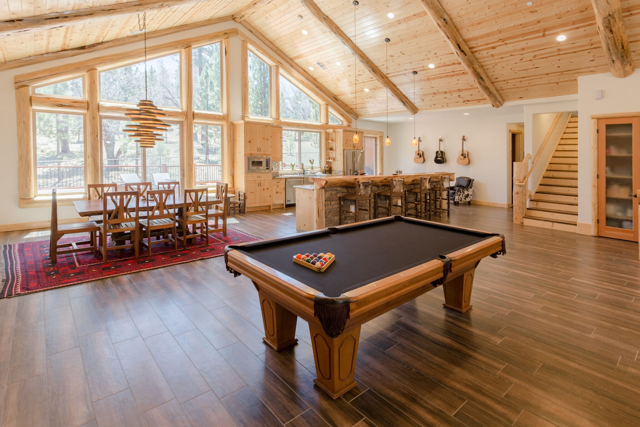 Big Bear Luxury Vacation Rentals  Big Bear Vacations