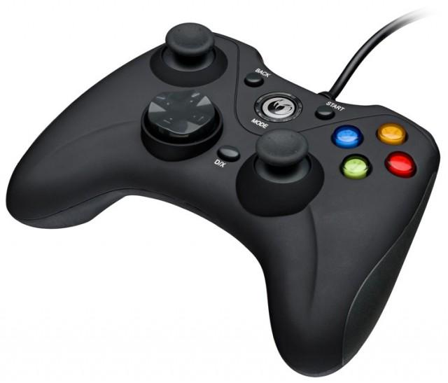 PC Game Controller PCGC 100XF NACON Bigben EN Audio