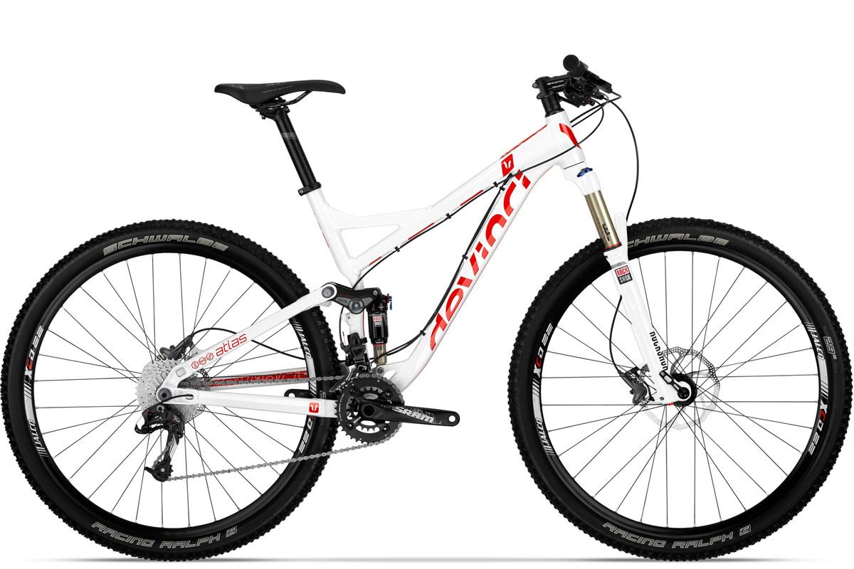 Test VTT Devinci Atlas XP 2014 : vélo Trail Bike