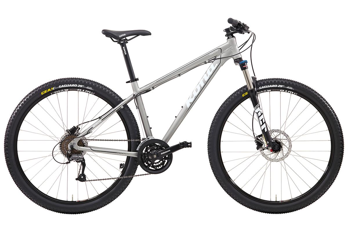 Test VTT Kona Mahuna 2014 : vélo XC Hardtail