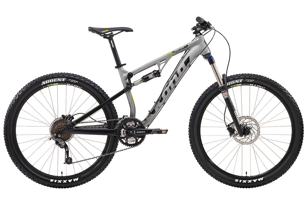 Test VTT Kona Precept Dl 2014 : vélo Trail Bike