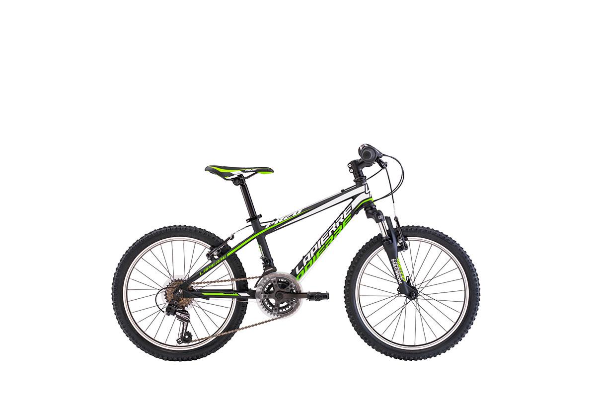 Test VTT Lapierre ProRace Kid 20 2014 : vélo XC Hardtail