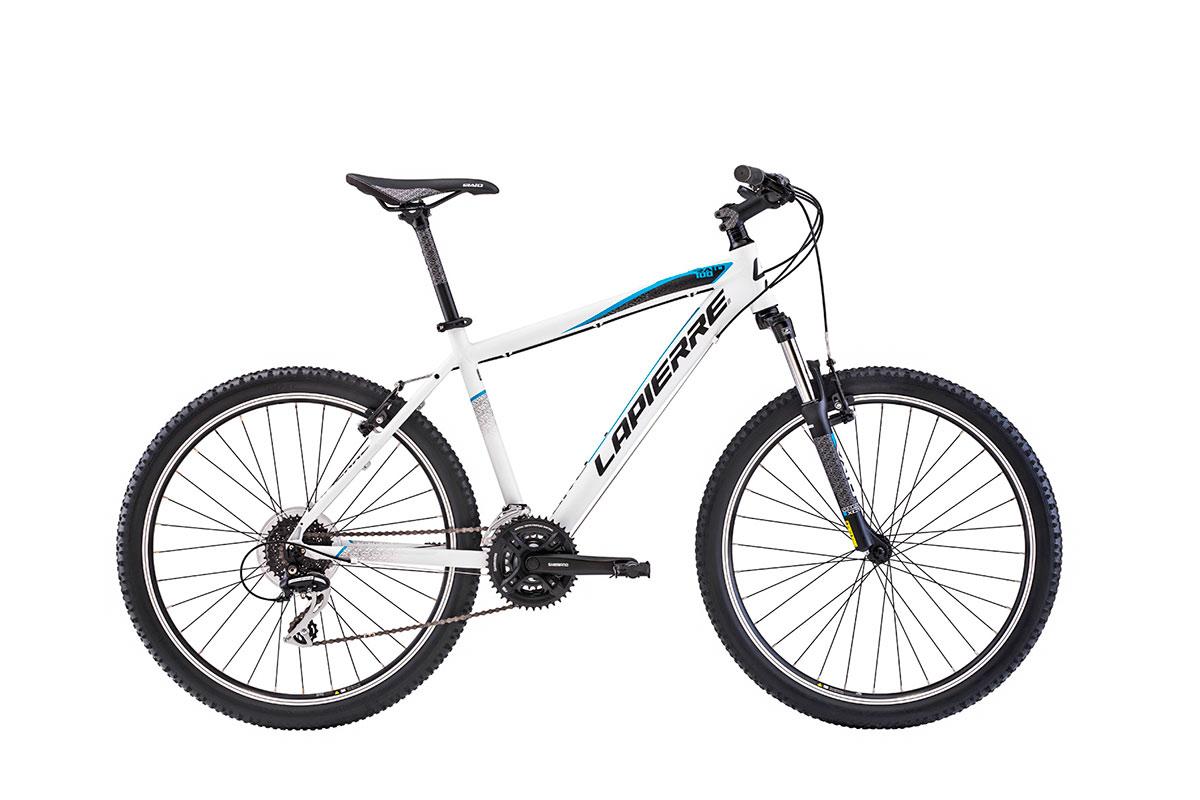 Test VTT Lapierre Raid 100 2014 : vélo XC Hardtail