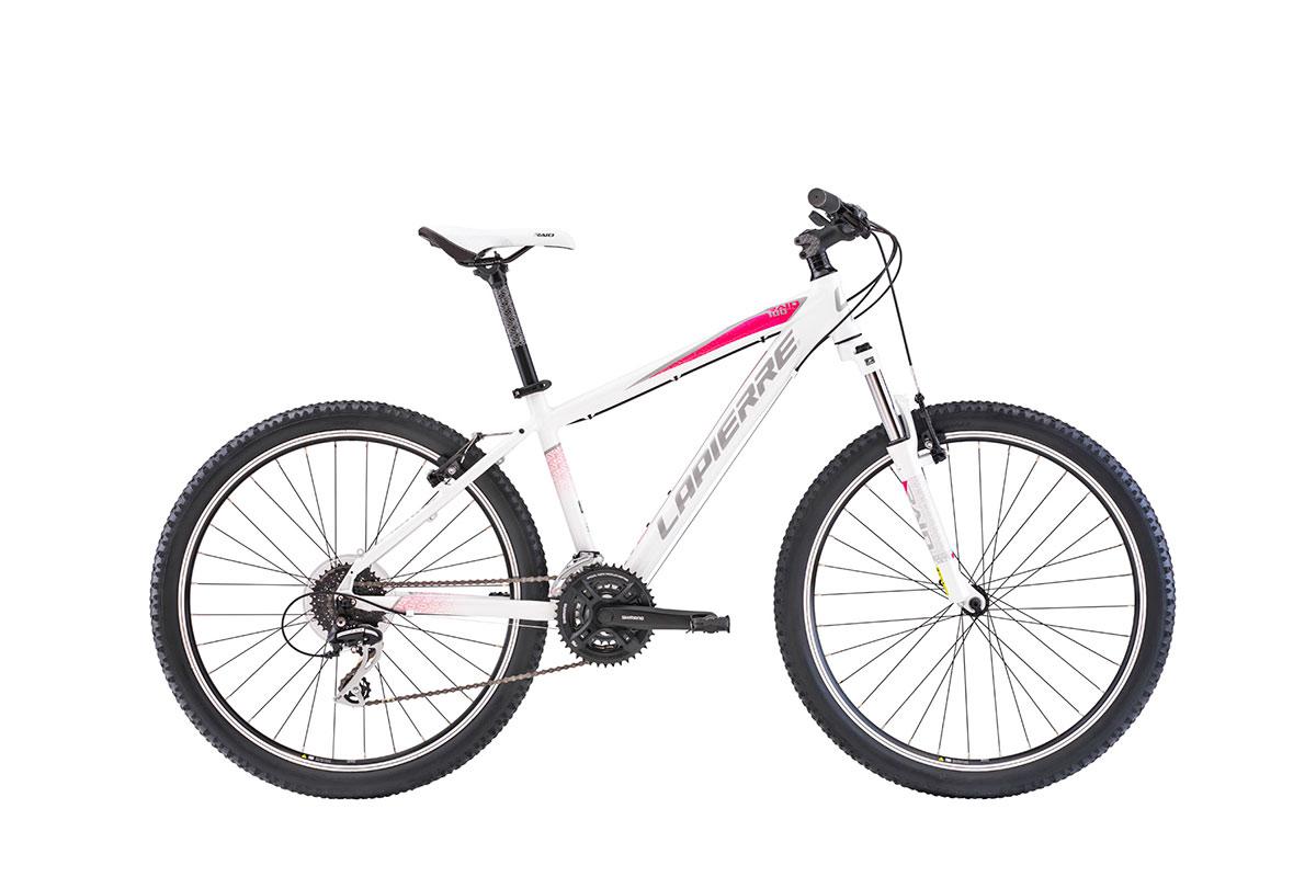 Test VTT Lapierre Raid 100 Lady 2014 : vélo XC Hardtail