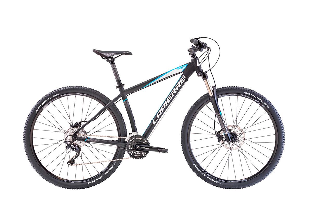 Test VTT Lapierre Raid 529 2014 : vélo XC Hardtail