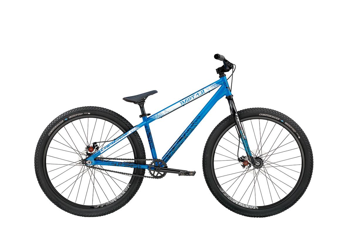 Test VTT Lapierre Rapt 1.2 2014 : vélo Dirt