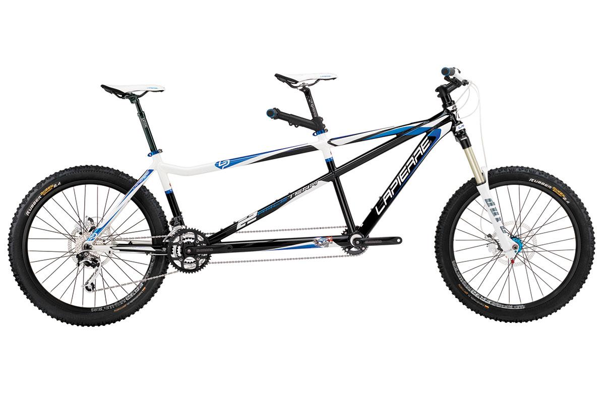 Test VTT Lapierre Tandem MTB 2014 : vélo XC Hardtail