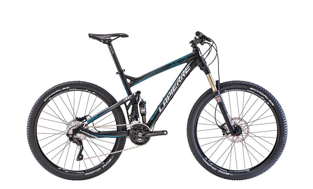 Test VTT Lapierre X-Control 327 2014 : vélo XC 100 mm