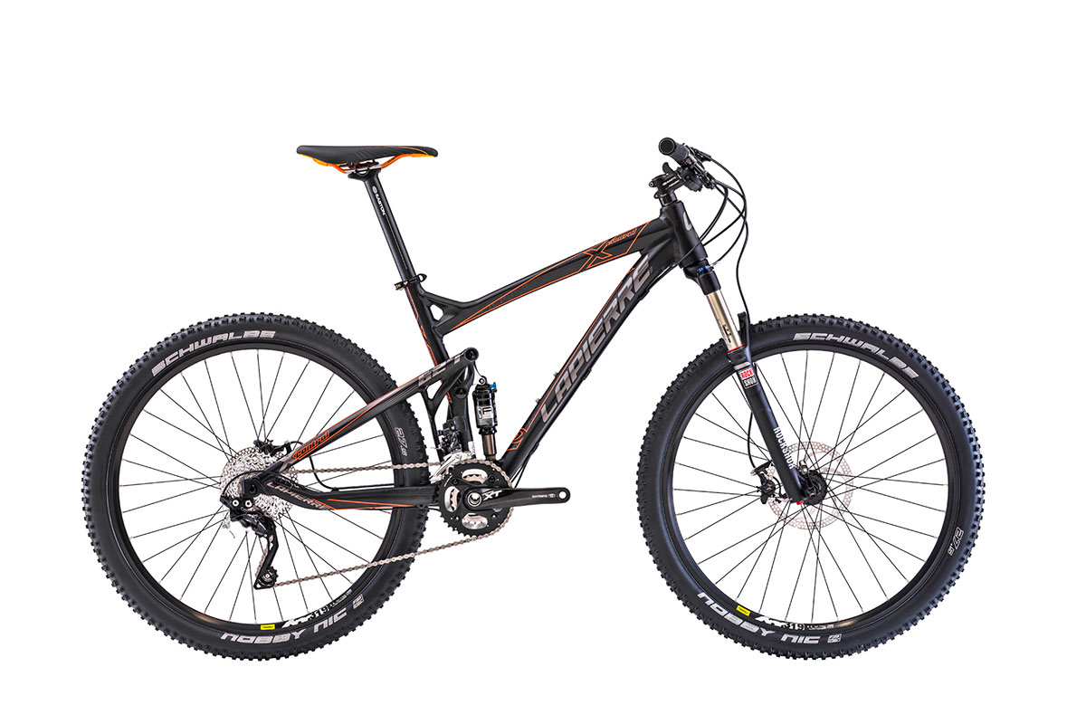 Test VTT Lapierre X-Control 627 2014 : vélo XC 100 mm