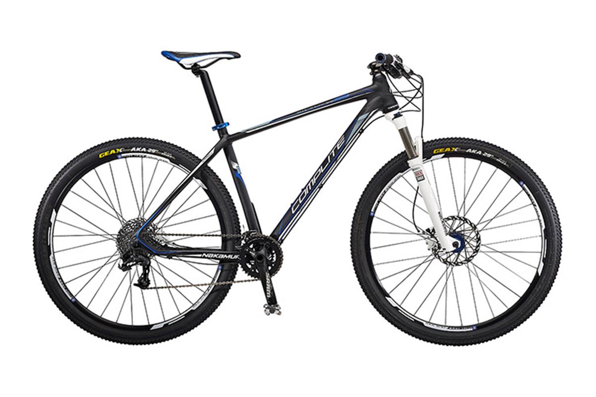 Test VTT Nakamura Complite 29 2014 : vélo XC Hardtail