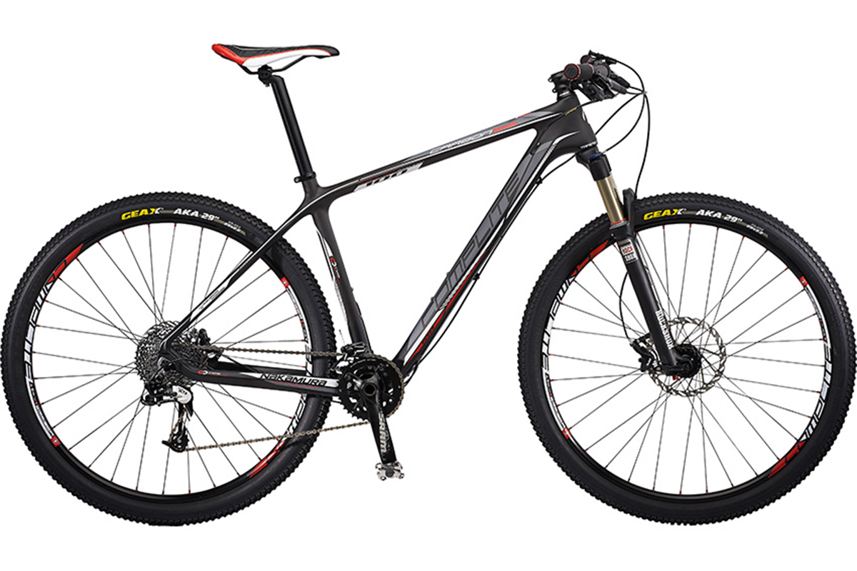Test VTT Nakamura Complite 29 CARBON 2014 : vélo XC Hardtail