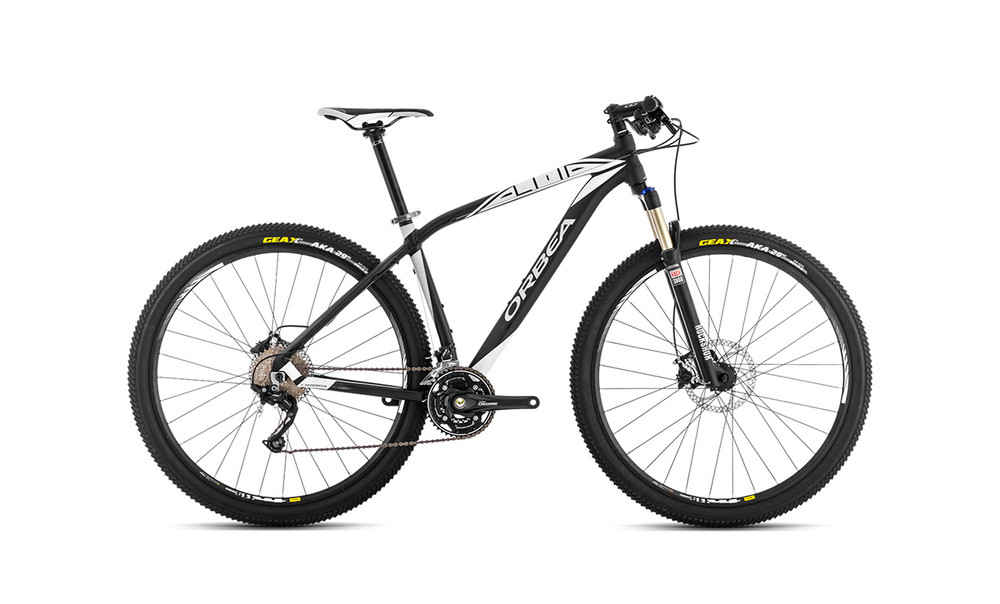 Test VTT Orbea Alma H50 2014 : vélo XC Hardtail