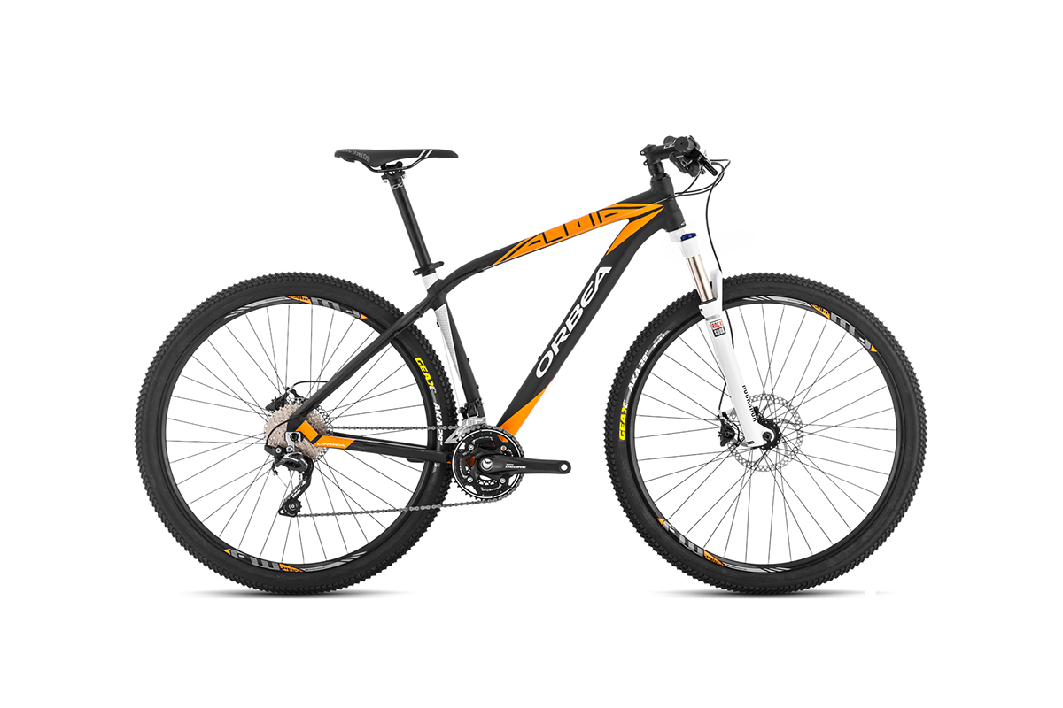 Test VTT Orbea Alma H60 2014 : vélo XC Hardtail
