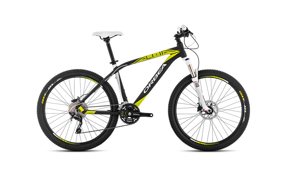 Test VTT Orbea Alma H60 DAMA 2014 : vélo XC Hardtail